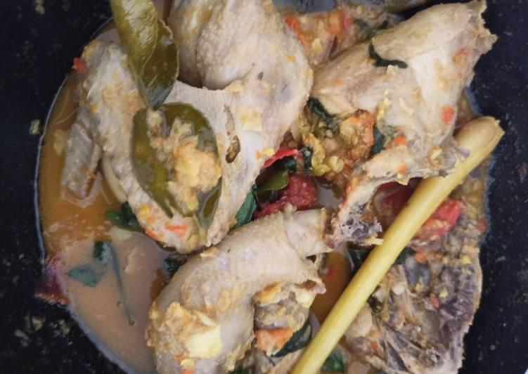 Resep Ayam Woku Kemangi yang Lezat