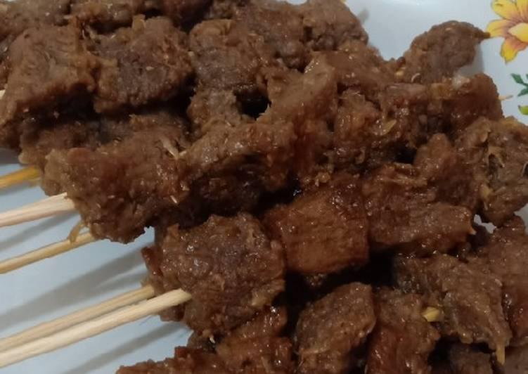SATE MARANGGI Teflon Sate kambing tanpa bau lebus