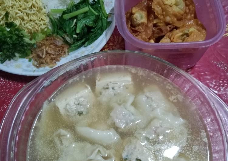 Sup Tahu Bakso &Pangsit