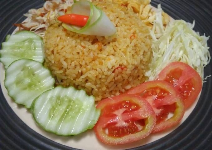 Cara Gampang Membuat Nasi Goreng Soto Pekaninspirasi Pr Bukannasibiasa Yang Menggugah Selera Resep Nasi Goreng