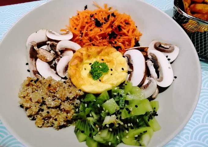 🥗Poke bowl #healthy