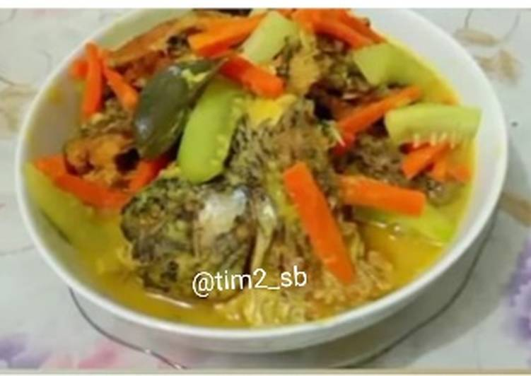 Acar Kuning Ikan Nila - cookandrecipe.com