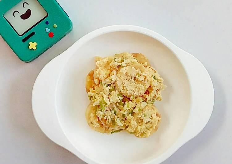Unsalted Egg Tofu - MPASI