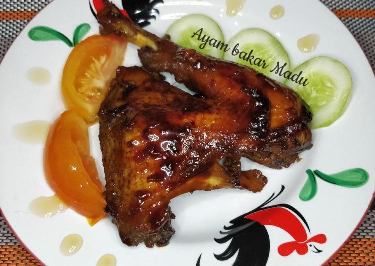Ayam Kampung Bakar Madu