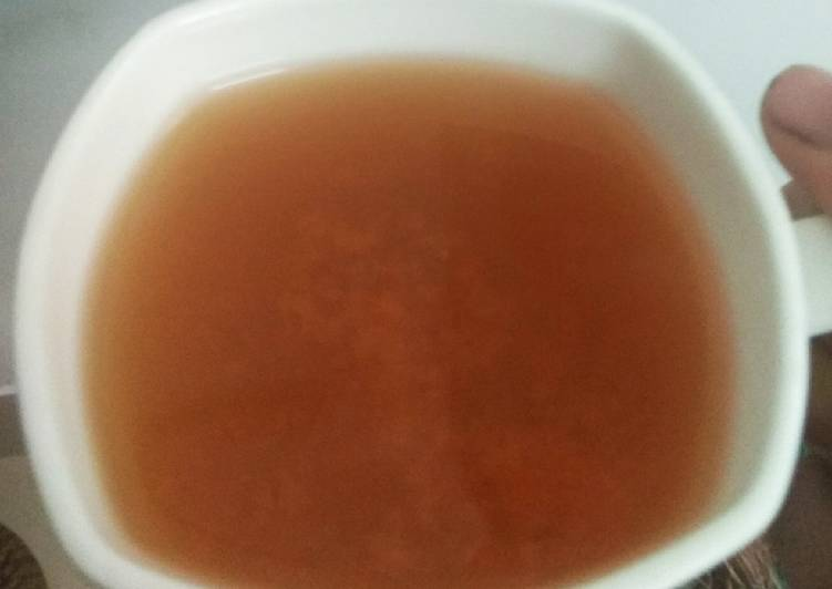 Easy clear Tomato soup