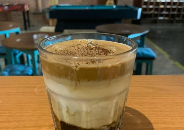 The Famous Dalgona Coffee