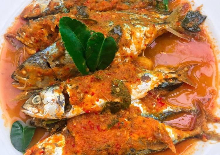 Resep Ikan Kembung Bumbu Bali