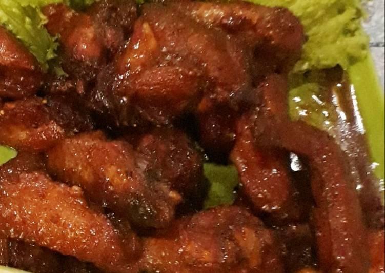 Ayam bacem panggang