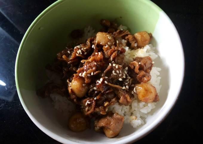 Beef Korean Bulgogi (Bulgogi Daging) Simpel Mudah - projectfootsteps.org