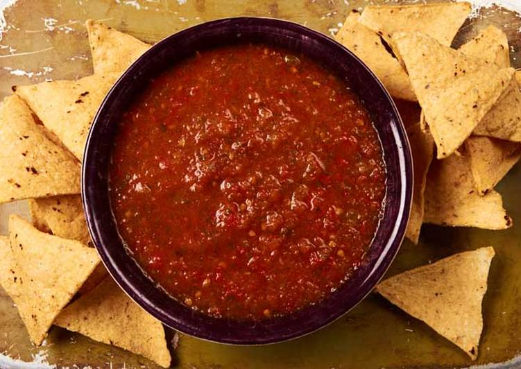 Your Health Can Be Impacted By The Foods You Choose To Consume Homemade Restaurant Style Salsa