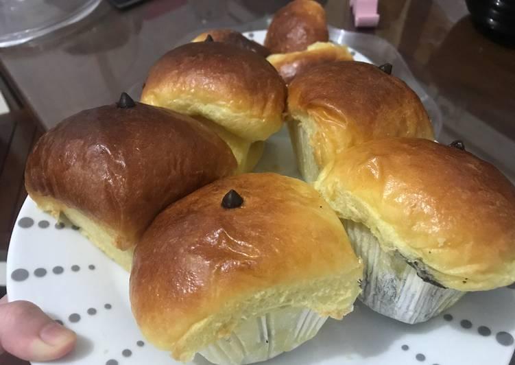 Roti bluder Sang legend resep by Fankukistic (Sari)