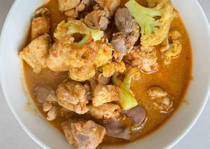 Pecak Ayam (No MSG, Diet Friendly)