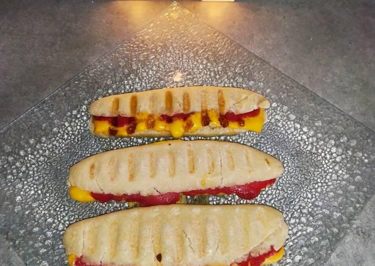 Pains à panini