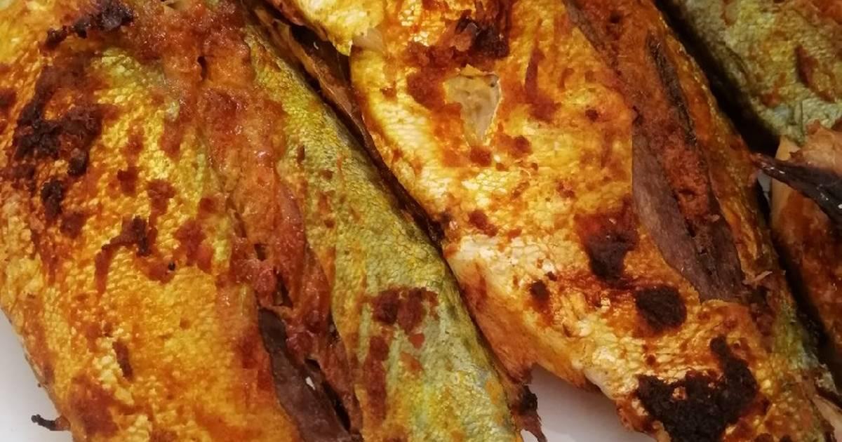 resepi ikan bakar  sedap  mudah oleh komuniti cookpad cookpad Resepi Nasi Goreng Nenek Enak dan Mudah