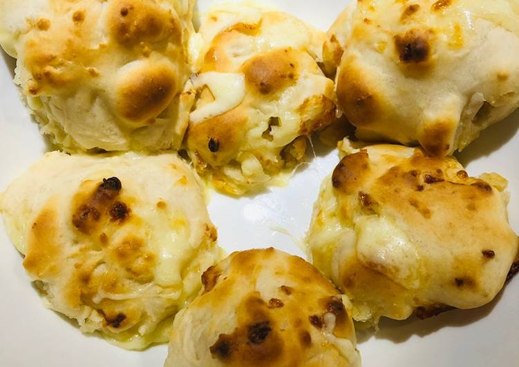 Steps to Prepare Quick Monterey Jack Cheese 🧀 Biscuits