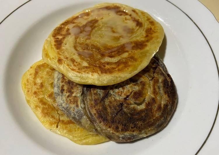Roti Maryam/Roti Canai