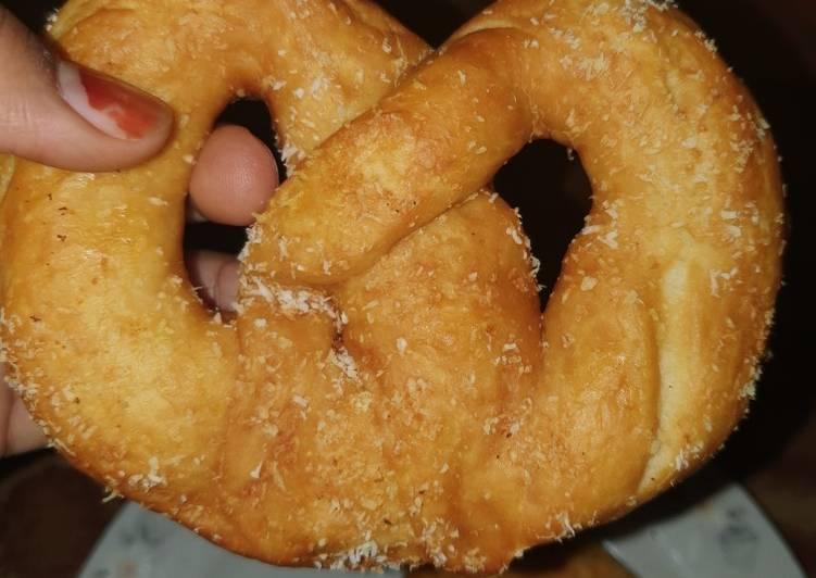 Recipe of Super Quick Homemade Homemade soft pretzels