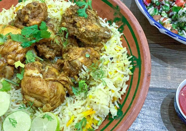 Sajji Rice