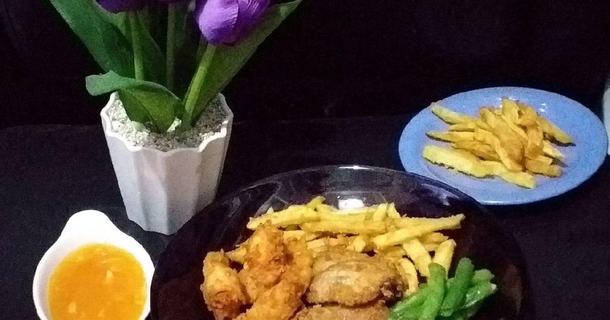 884 resep ayam bbq enak dan sederhana - Cookpad