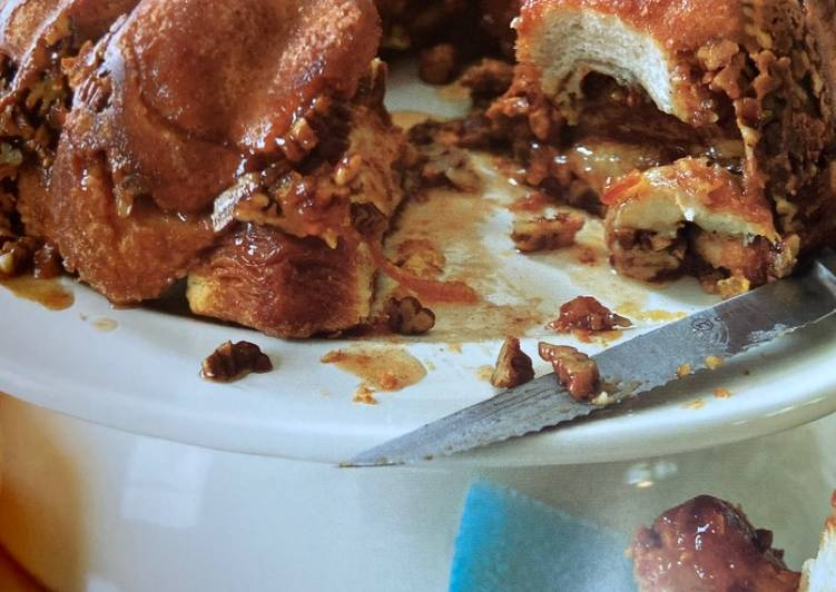 Recipe: Tasty Sticky cinnamon bread