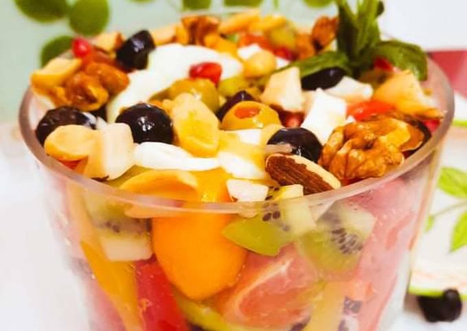 Recipe Fruit Salad