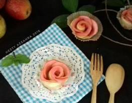 Pie Apel / Apple Rose pie