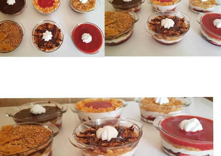 Comment Cuisiner Dessert léger pour l'été