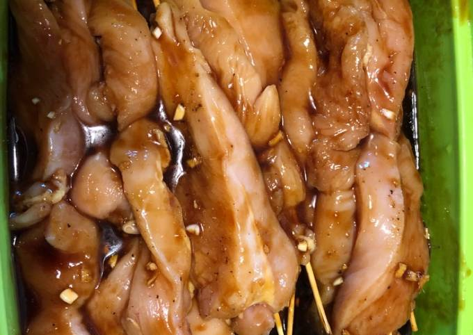 Recipe of Grilled Huli Huli Chicken Super Fast
