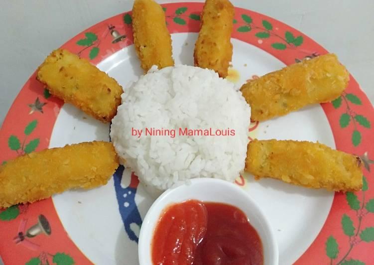 Nugget Ayam mix Wortel