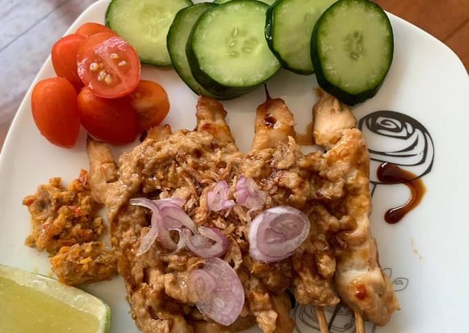 Indonesian Chicken Satay (Using Skippy peanut butter)