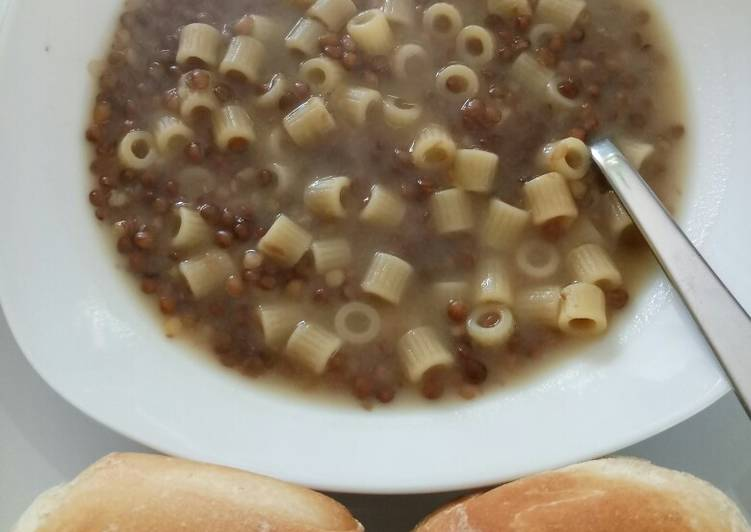 Pasta and lentil soup, Exactly Why Are Apples So Fantastic With Regard To Your Health