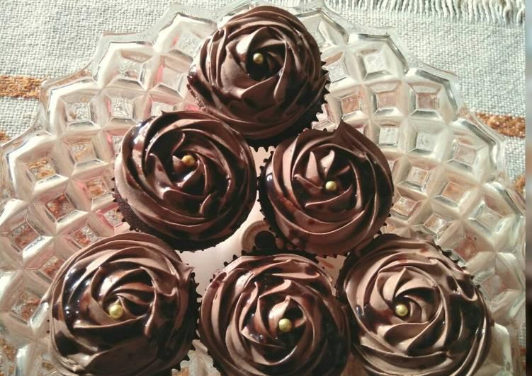 Recipe of Ultimate Chocolate cupcakes