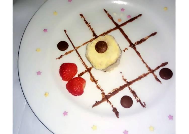 Recipe of Any-night-of-the-week Creamy nutrella ice cream