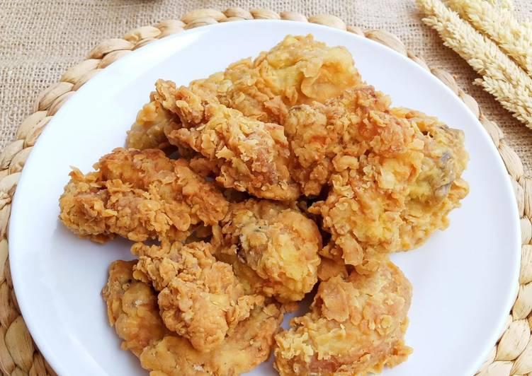 Ayam Kentucky Crispy