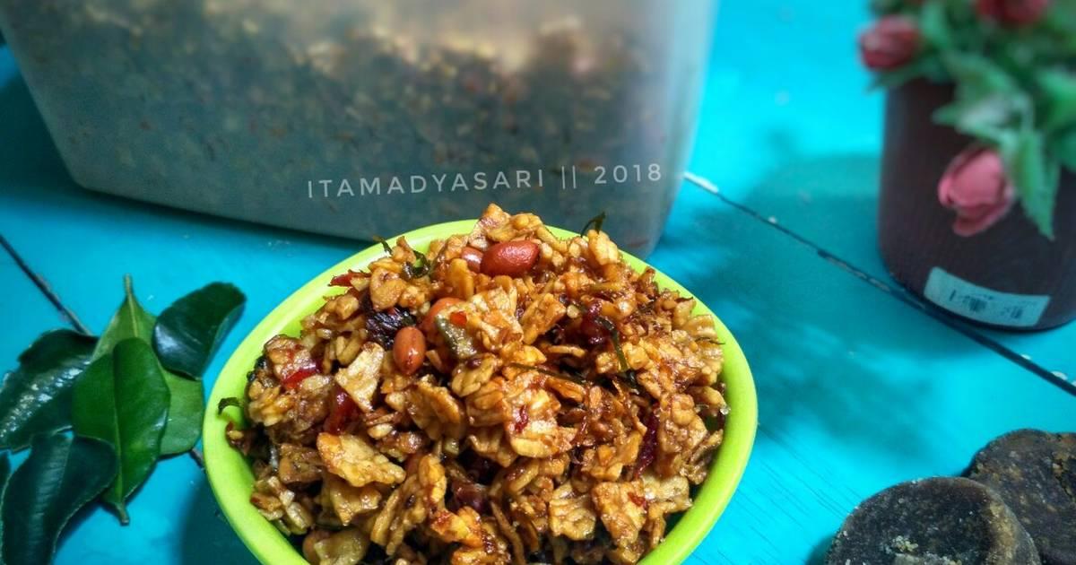 Resep Kering Tempe Kacang Bikinramadanberkesan Oleh Ita Madyasari Cookpad