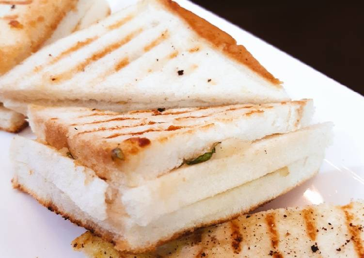 Easiest Way to Make Quick Grilled Sandwiches