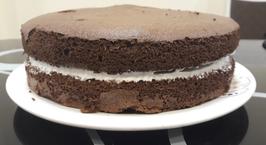 Hình ảnh món Cốt bánh gato vị socola