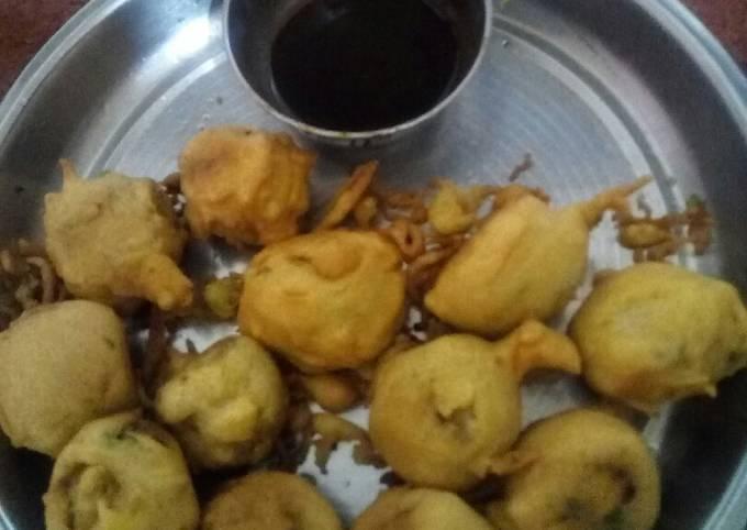 Tasty and simple aloo bonda recipe