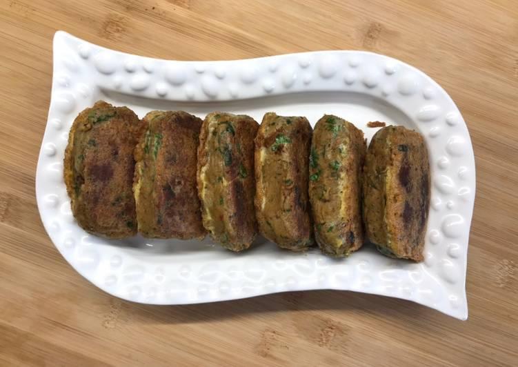 Les Meilleures Recettes de Shami kebabs 😋👍😍
