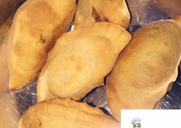 Easiest Way to Make Delicious Fried fish pie