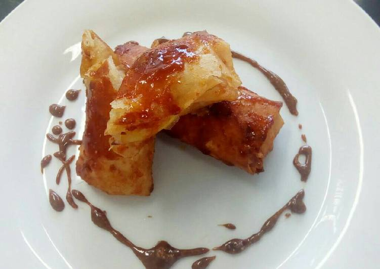 Turon with Jackfruit