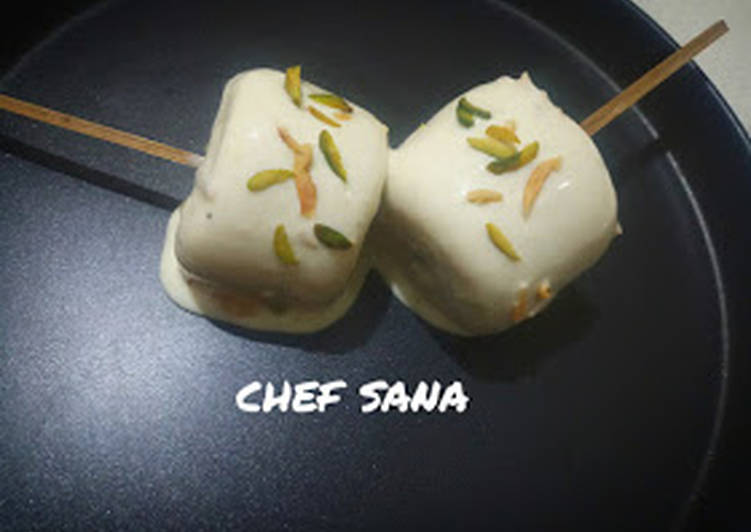 Recipe of Favorite Kulfi without khoya and without Condensed milk
