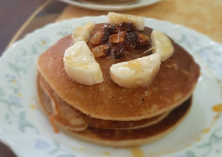 Easy Guide to Prepare Yummy Banana Pancakes