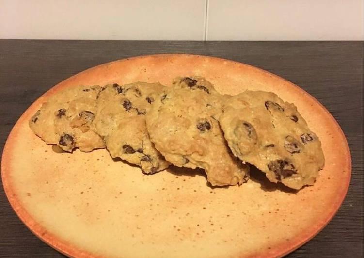 Le moyen le plus simple de Cuire Délicieuse Cookies aux chocolat