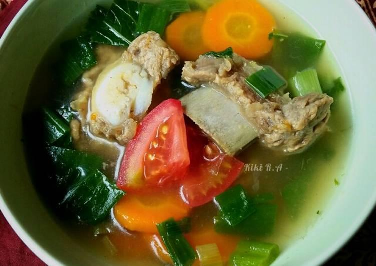 Permalink to Tips Membuat Sup Balungan Sehat Enak (Berempah) Enak