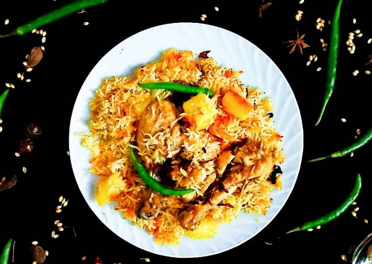 The Meals You Pick To Eat Will Certainly Effect Your Health Restaurant style Chicken biryani