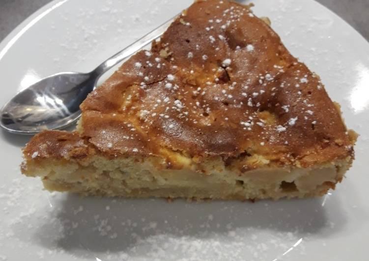Recette Appétissante Gâteau Fermière
