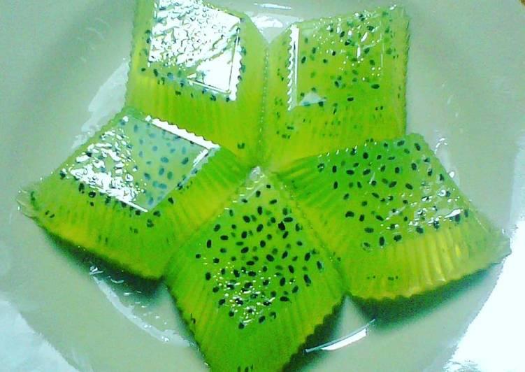 Agar Sirup Melon