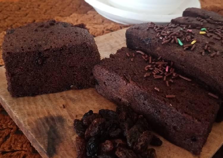 #14 Brownies Kukus Mantul