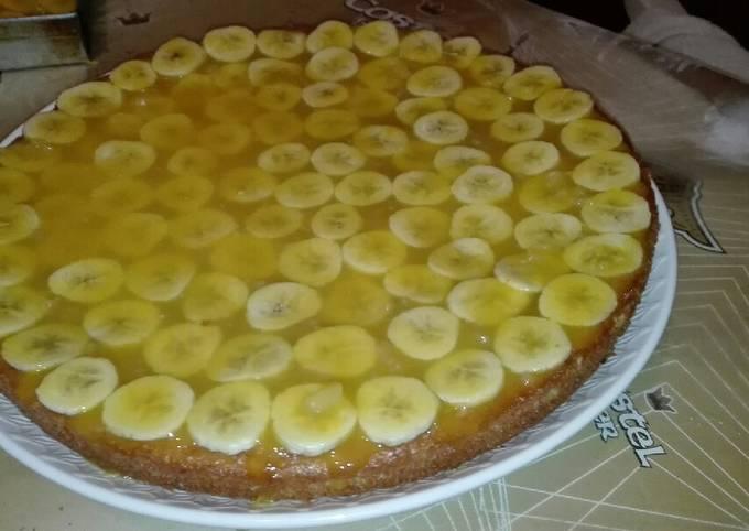 Cake au banane trop délicieux